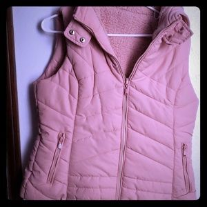 🎄CHRISTMAS  SALE 🎄Puffy vest pink